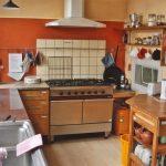 Große Küche im Erdgeschoss